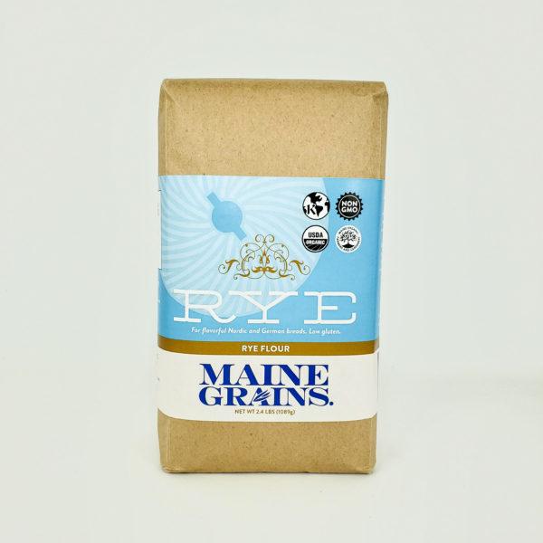 Sourdough Rye Crackers