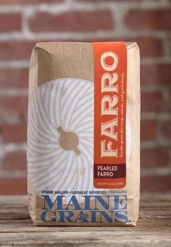 Pearled Farro