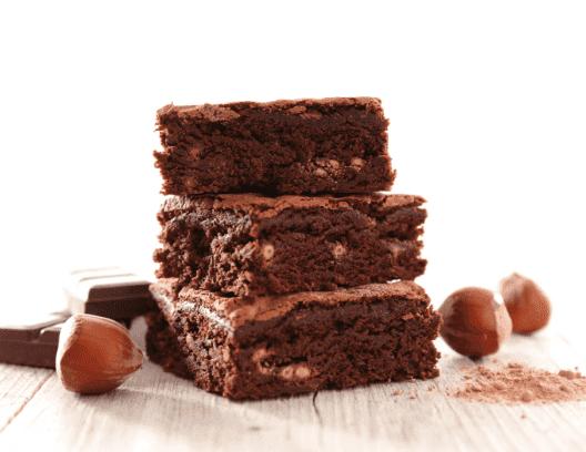 rye brownies