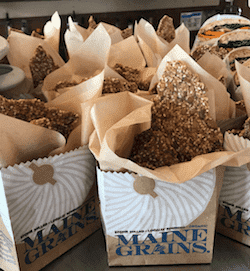 Maine Grains Seeded Crackers