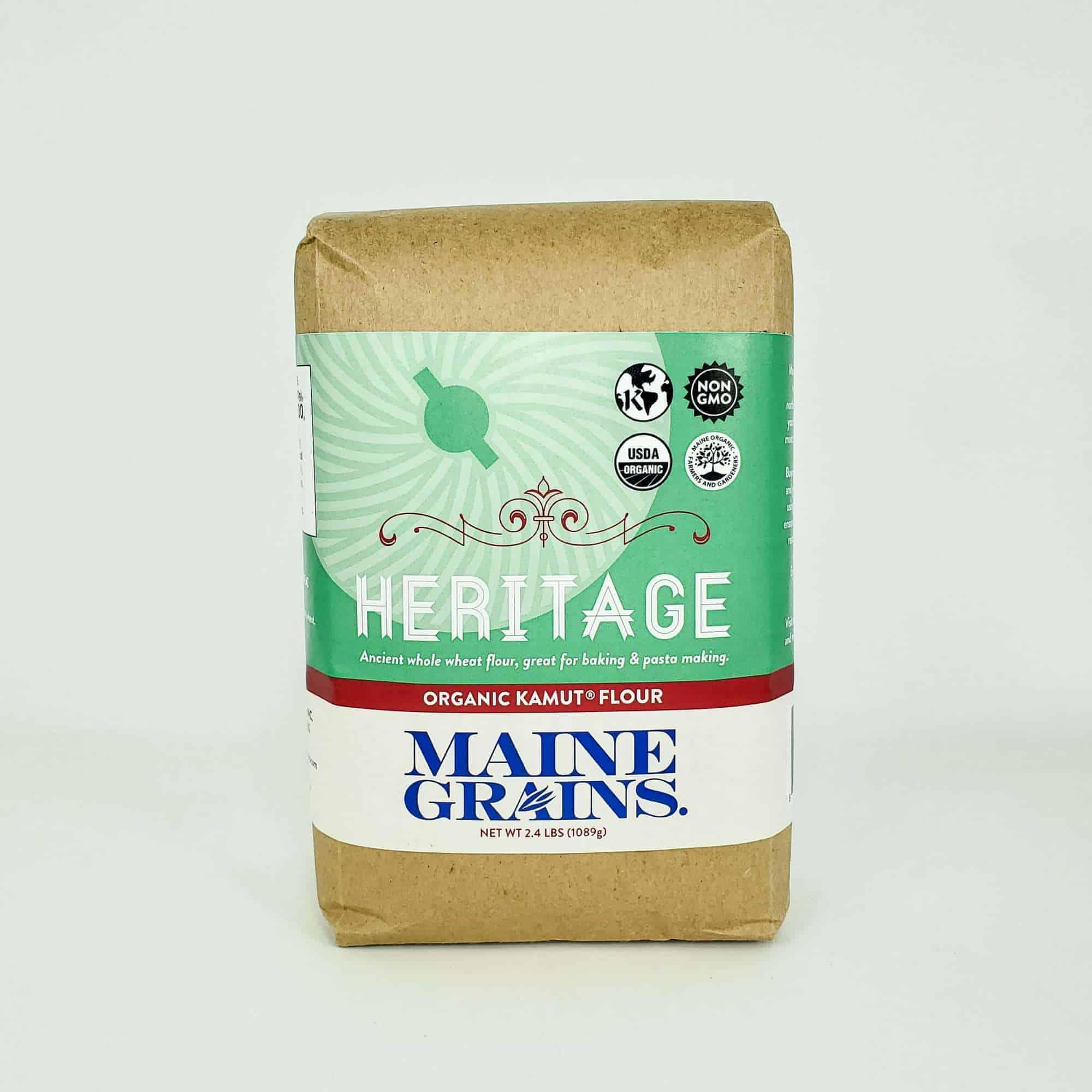 Kamut Crackers
