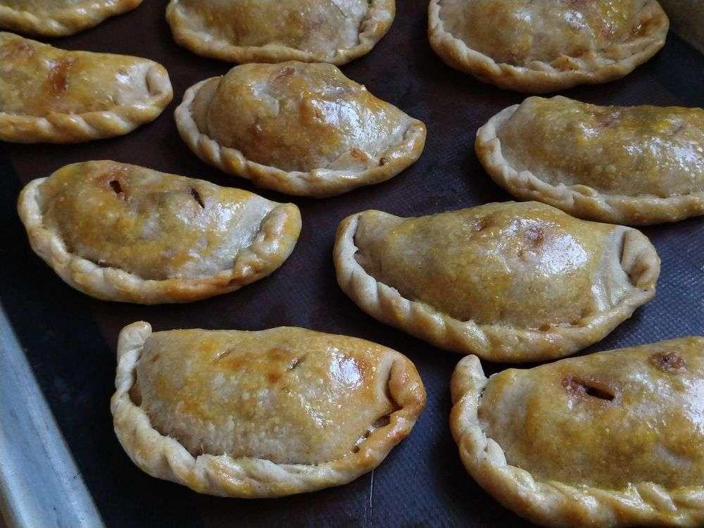 Sourdough Empanadas