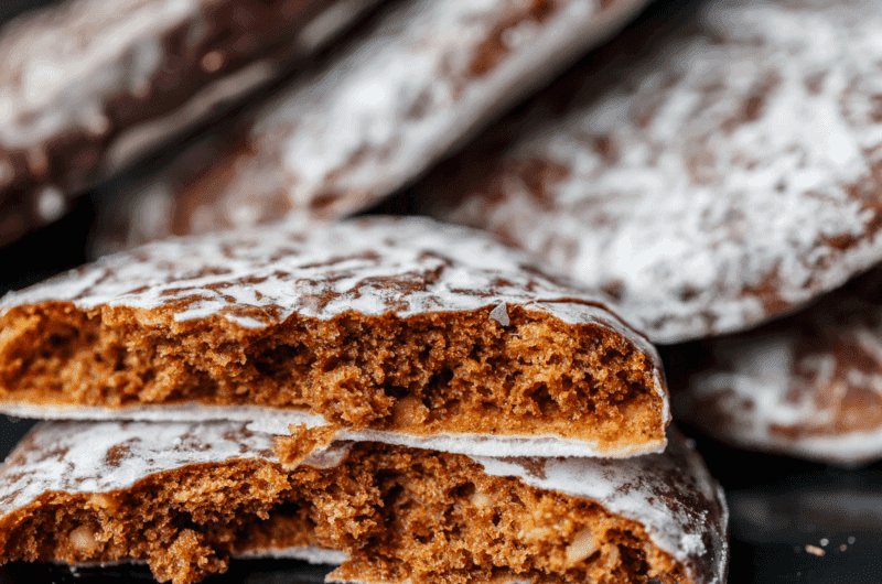 """Lebkuchen, or """"Life Cake"""", a German Cookie"""