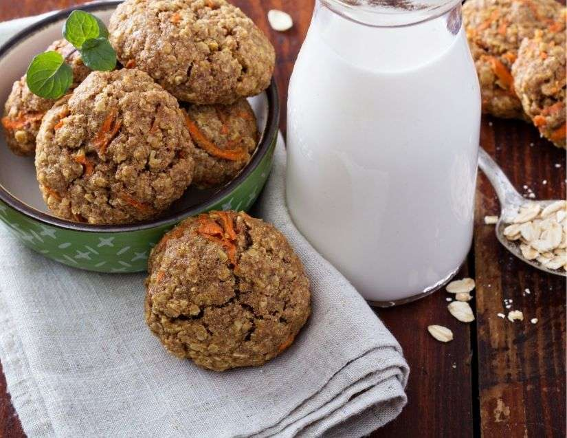 carrot cake oaties