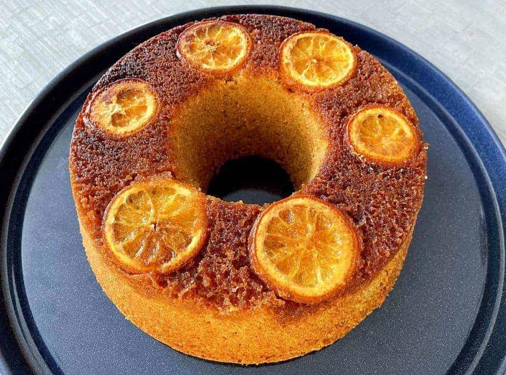 whole orange Oland cake