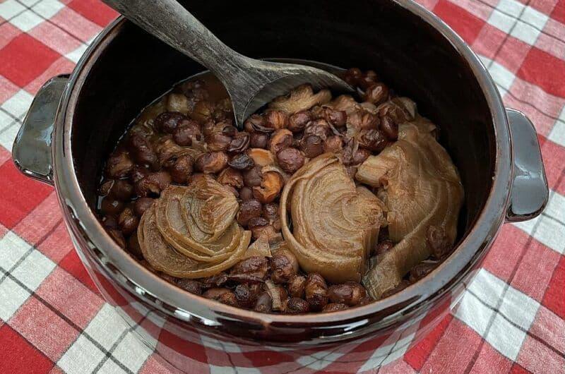 Bean-Hole Baked Beans