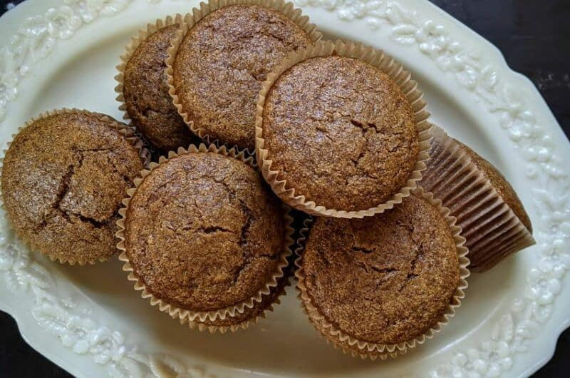 Sweet Brown Bread Muffins