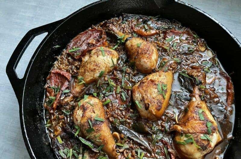 Chicken and Rye