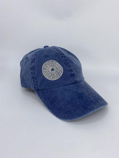 maine grains blue ball cap